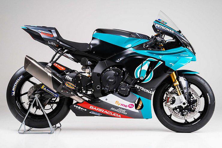 Yamaha YZF-R1 Moto GP Petronas