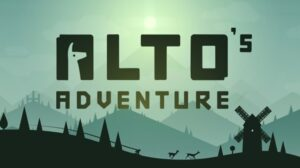 alto's adventure cover art