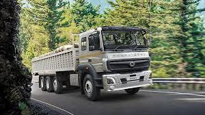 bharat benz truck