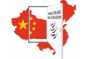 china's entry in world trade organization