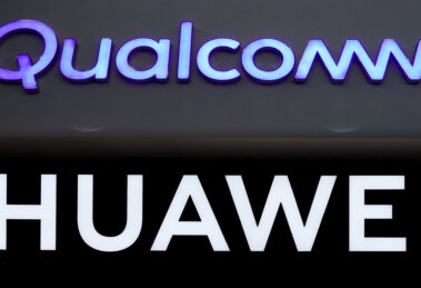 logos of both companies