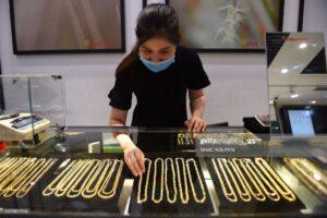 Gold jwellery shop