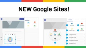 Google Sites featured