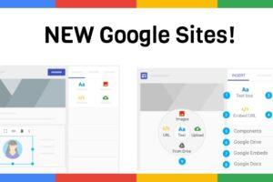Google Sites featured