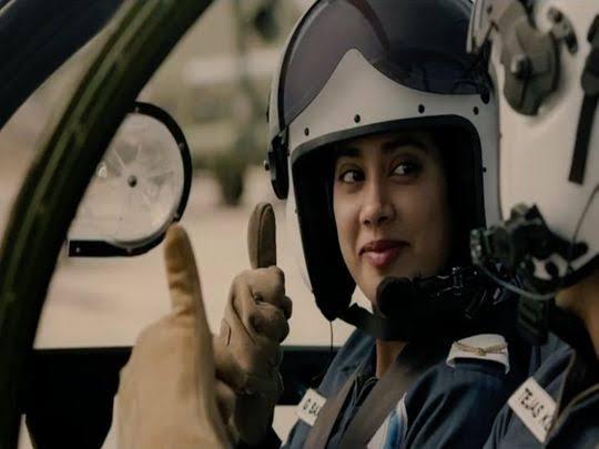 Karan Johar's name from Gunjan Saxena Biopic Trailer Disappears Amid Nepotism Debate