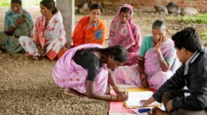 Indian microfinance industry shows stress