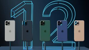 i-phone12 devices