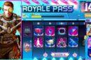PUBG mobile season 14 royal pass rewards menu