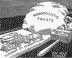 monopolistic trust