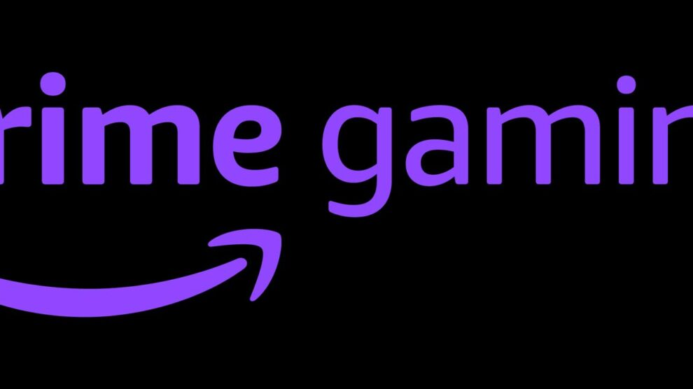Prime gaming logo