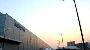 Samsung Noida Facility