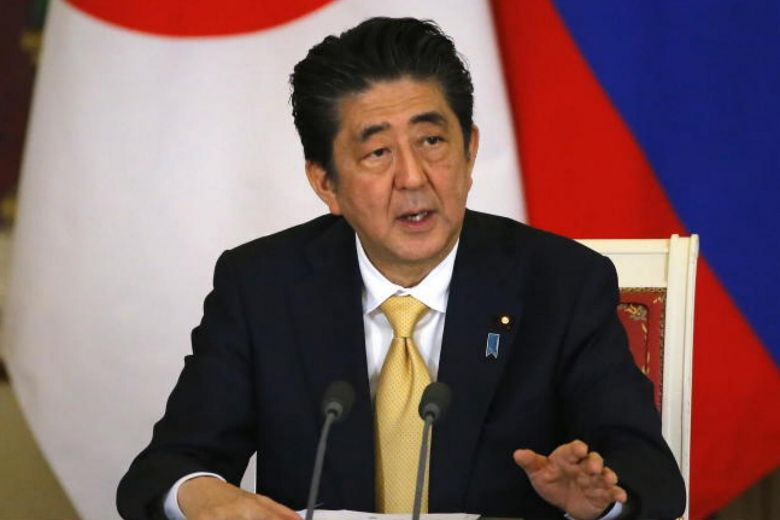 Shinzō Abe is a Japanese politician who has served as Prime Minister of Japan and President of the Liberal Democratic Party since 2012