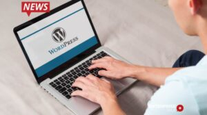 Wordpress on laptop