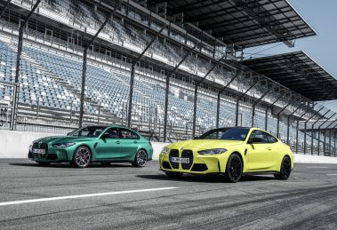 2021 BMW M3 and M4 revealed