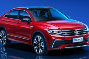 2021-Volkswagen-Tiguan-X-China