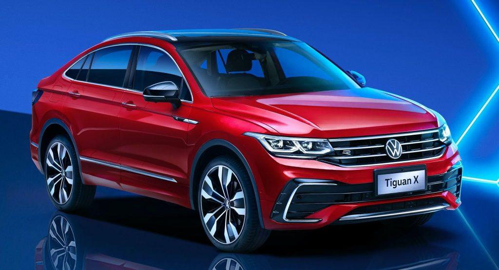 2021-Volkswagen-Tiguan-X-China