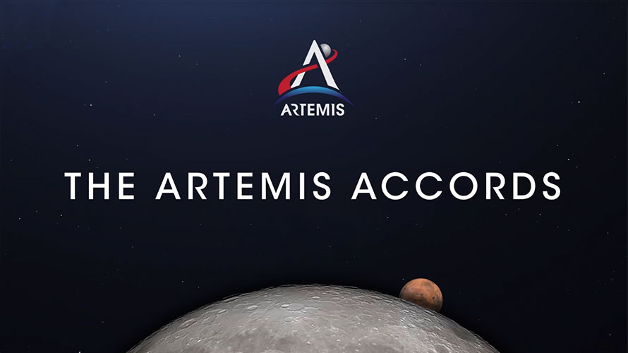 Artemis Accords. || Source: https://space.nss.org/
