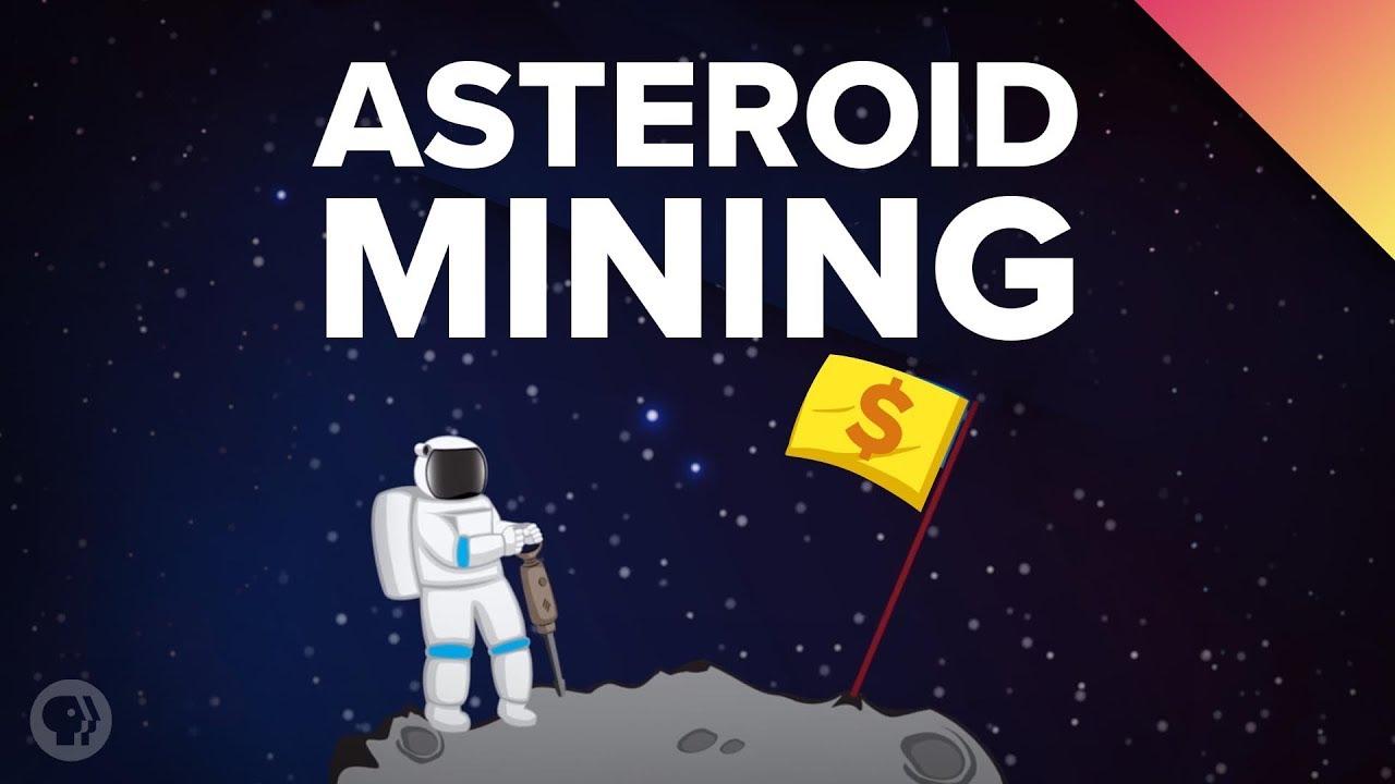 Asteroid mining. || Source: interestingengineering.com