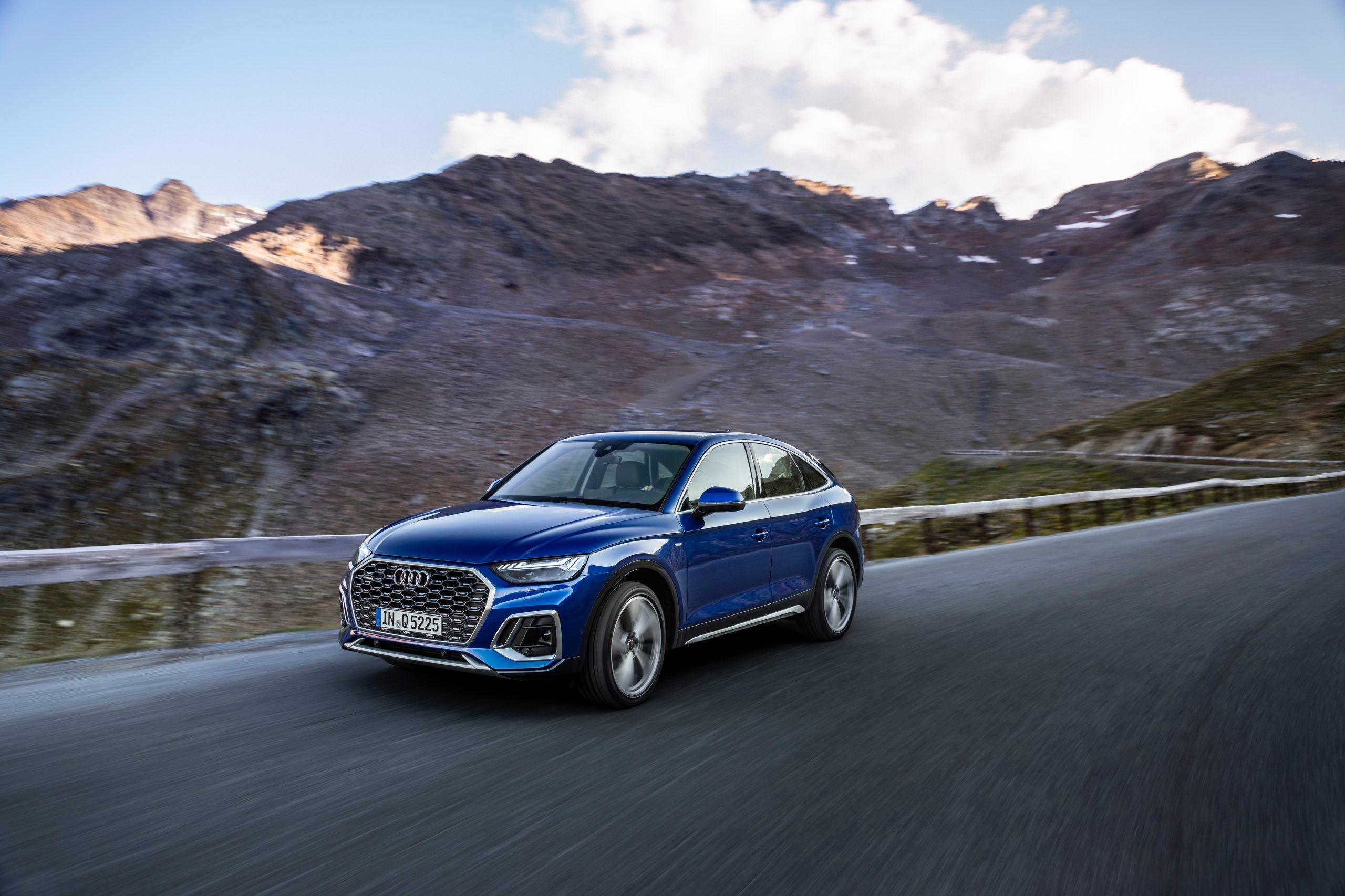 Audi Q5 Sportback Front