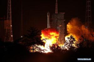 Chinese Reusable Rocket