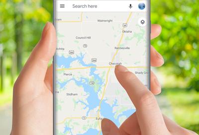 GPS Samsung