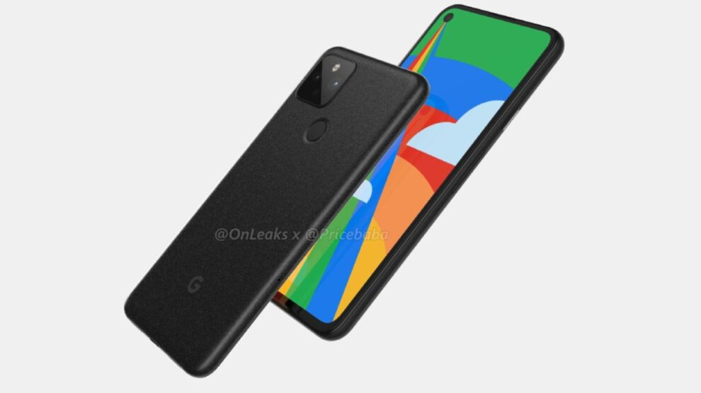 Google accidentally leaks Pixel 5 design, price ahead of 30 Sept event