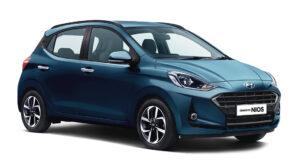Hyundai i10 Grand Nios Corporate Edition launched