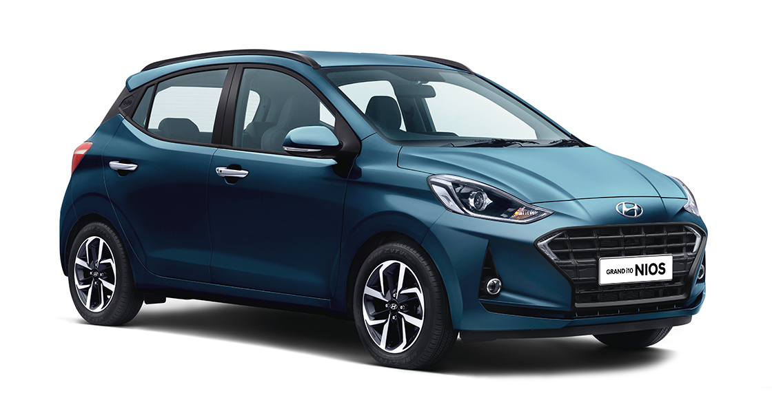 Hyundai i10 Grand Nios Corporate Edition launched