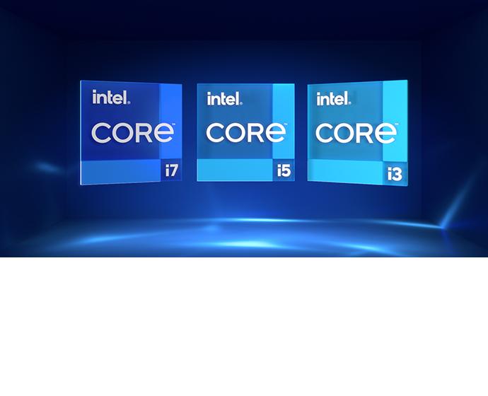 Intel 11th gen badges
