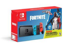 Nintendo Fortnite version