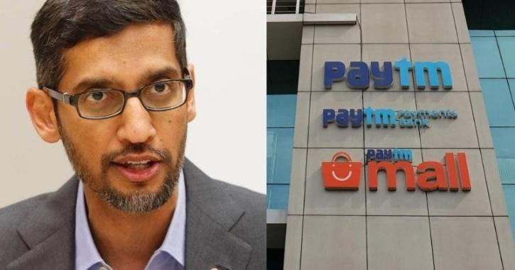 PayTm Banned By Google
