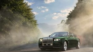 Rolls Royce Extended revealed