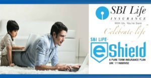 SBI Life - eShield is a pure term plan that is individual, non-participating and unlinked.