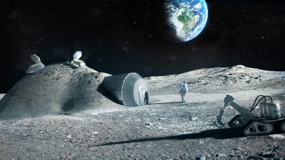 Space mining. || https://www.ft.com/