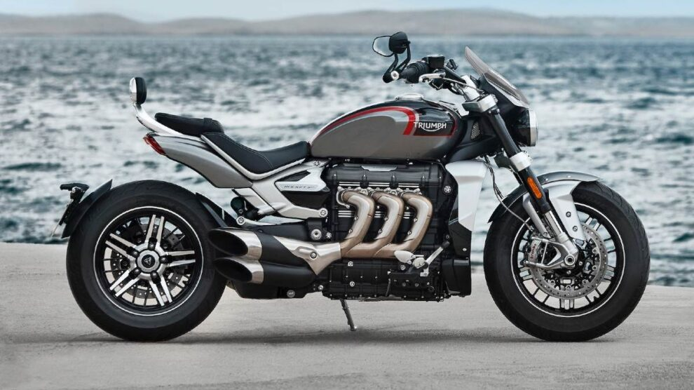 Triumph Rocket 3 GT to launch in India