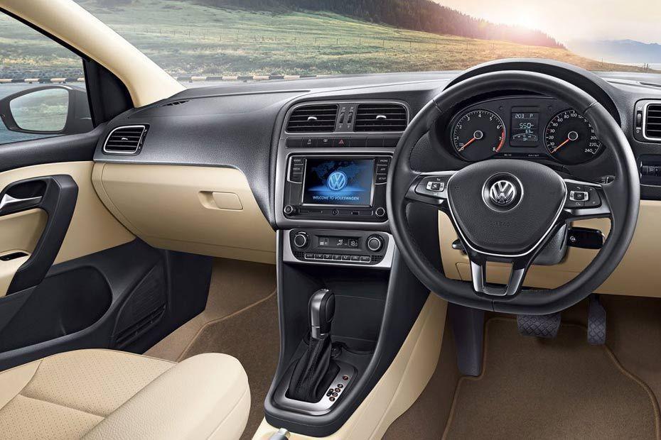 Volkswagen Vento AT revealed