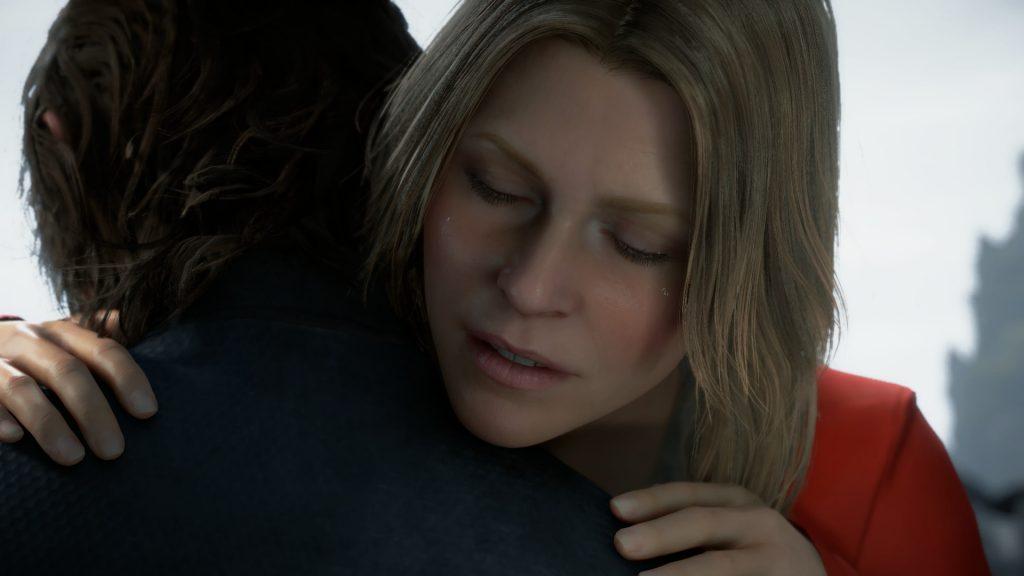 Amelie and Sam Death Stranding