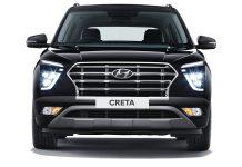 Hyundai Creta E base variant
