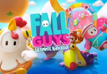 Fall guys takeshi's castle steam game