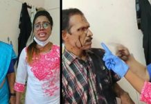 Women 'Activist' who attacked YouTuber