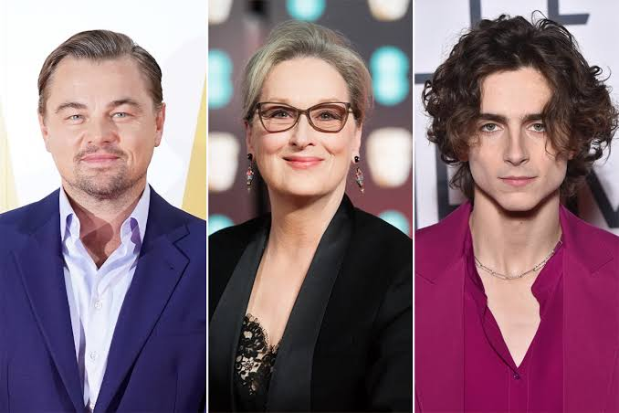 Leonardo DiCaprio and Meryl Streep join Adam McKay's Don't Look Up