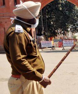 Punjab and Haryana Police