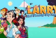 Leisure Suit Larry Wet Dreams