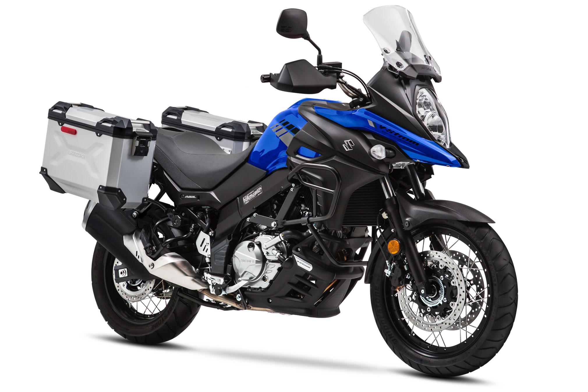 2020-Suzuki-V-Strom-650XT-Adventure Launched