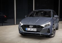 2021 Hyundai i20 Front