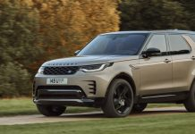 2021 Land Rover Discovery Revealed