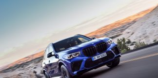 BMW X5 M Launched In India