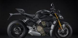 Ducati Streetfighter V4 S Side Profile
