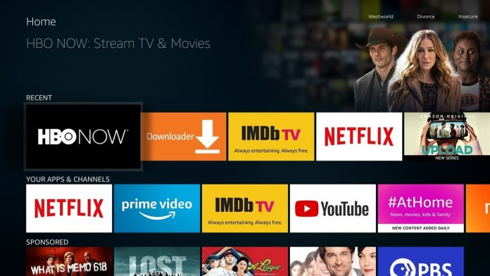 enjoy HBO Max shows on your fire TV