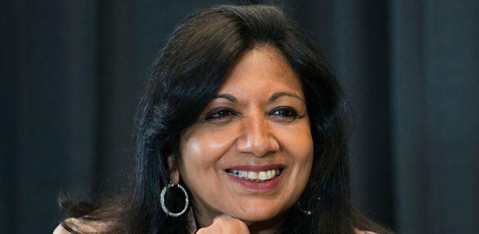 Kiran Mazumdar-Shaw, Executive Chairperson, Biocon